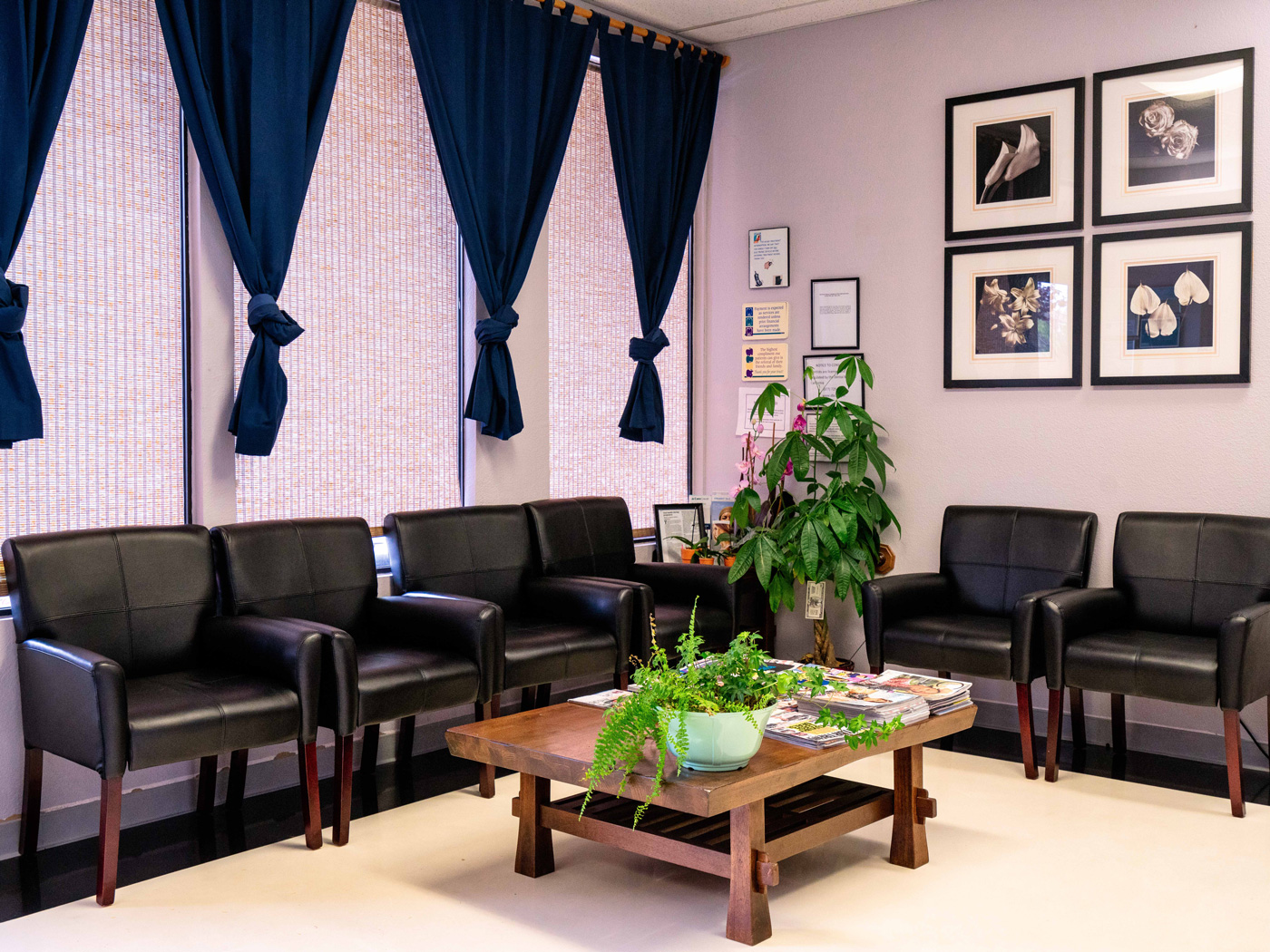 MilpitasOfficeWaitRoom milpitas cosmetic dentist